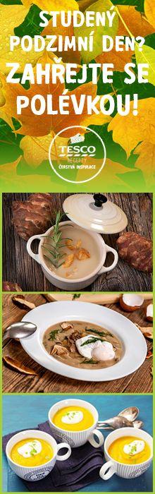 O studeném pozimním dni není nic lepšího, než teplá polévka. Inspirujte se na tescorecepty.cz! Tacos, Mexican, Beef, Ethnic Recipes, Food, Meat, Essen, Ox, Ground Beef