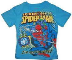Spider-Man Toddler T Shirt