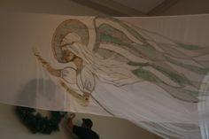 Advent Angel: Seymour CRC: Hanging