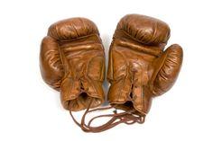 John Woodbridge & Sons: Leather Boxing Gloves