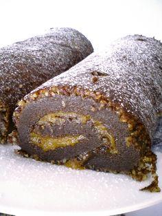 Cookie Desserts, Sweet Desserts, Just Desserts, Sweet Recipes, Delicious Desserts, Cake Recipes, Dessert Recipes, Portuguese Desserts, Portuguese Recipes