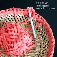 do-it-yourself-straw basket-croche