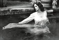 Deborah Turbeville, i cant even describe how much i love this