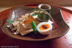 Kaiseki feasting in Kyoto, Japan