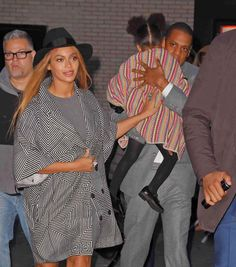 In Kisua leaving the Annie premiere in New York City in 2014. See all of Beyoncé's best looks.