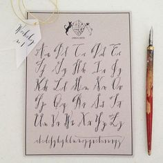 1000 images about calligraphy alphabets on pinterest for Linea carta canape plates