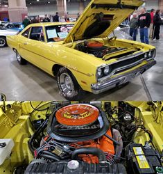 Chevy Classic, Classic Cars, Plymouth Muscle Cars, Mechanical Power, Car Man Cave, Road Runner, American Muscle Cars, Dodge Charger, Hot Cars