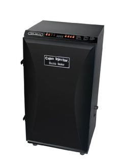 Cajun Injector Black Electric Smoker *** You can find more details by visiting the image link.