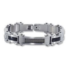 1000 images about next items from jared stainless steel carbon fiber bracelet