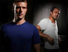 #ChicagoFire - Casey & Severide