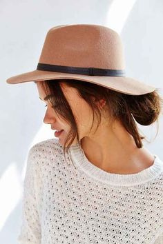 Fall's Perfect hat! From Urban Outfitters.