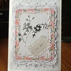 Memory box flower and spellbinders labels decorative elements 15 .