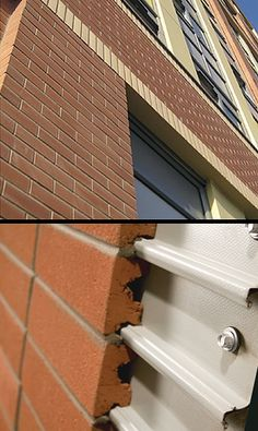 Corium-US Brick Rainscreen System