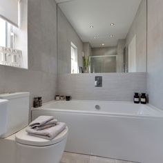 "Family Bathroom Ideas Ideas - Family Bathroom Ideas Ideas Natasha Saroca, Houzz Contributor[[caption id="""" align=""aligncenter"" Bathroom Bathroom Ideas Uk, Loft Bathroom, Upstairs Bathrooms, Family Bathroom, Dream Bathrooms, Bathroom Inspiration, Restroom Ideas, Bathroom Faucets, Master Bathroom"