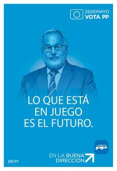 Lo que está en juego es el futuro. #VotaPP #votaCañete