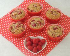 Zdravé ovocné muffinky