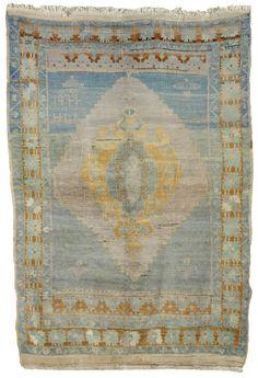 Vintage Oushak Rugs