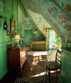 Can't even say how much I love this room! From Historic New England, Beauport, the Sleeper-McCann House, built in Future House, Hiding Places, Dream Rooms, Home Decor Styles, My Dream Home, Country Decor, Rustic Decor, Rustic Room, Country Chic