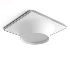 Model 8935c | 9010 Novantadieci | Gips/Plaster Inbouw verlichtingselement / Recessed Lights  Meer informatie / More info : www.indesign.nl
