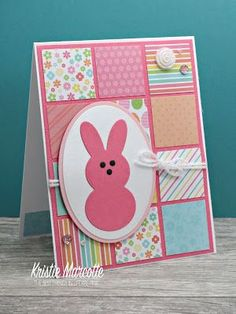 Easy and super adorable Spring and Easter Shaker Cards! The best things in life are Pink.: Queen & Co. Bring on Spring - 29 cards 1 kit images paper crafts Easter Cards Diy Easter Cards, Easter Crafts For Kids, Handmade Easter Cards, Easter Ideas, Kids Cards, Baby Cards, Shaker Cards, Card Kit, Paper Crafting