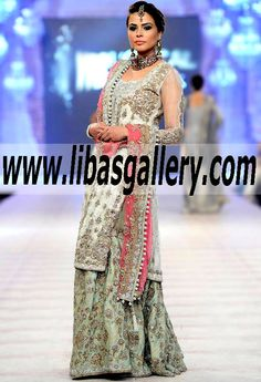 I think it would be perfect for an East Asian/White wedding fusion.Designer label Nickie Nina Showcased at PFDC Bridal Week 2014-2015 Online Store for Nickie Nina #Pakistani #Bridals #Lehengas, #Pakistan #Weddings #Lehangas Online Stores #UK, #Ireland #Lhengas #Lhenga #Choli #Sharara #Gharara #Ghaagra #Ajaar #Sale #WeddingSale #WeddingDress #Fashion #Trousseau #HauteCouture @MadeToMeasure #customized from www.libasgallery.com