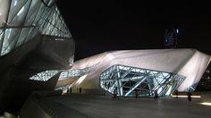 Zaha Hadid, Guangzdhou opera house, China