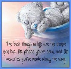 Best things in life Sweet Quotes, Cute Quotes, Sweet Sayings, Son Quotes, Qoutes, Teddy Bear Pictures, Bear Pics, Teddy Images, Hug Images
