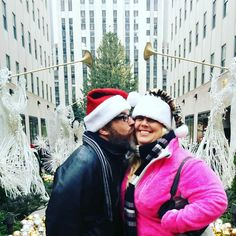 Merry Christmas from Rockefeller Center!!! #instagram