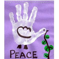 Martin Luther King Jr Day- Crafts for Kids - Martin Luther King Jr Day- Crafts . - Martin Luther King Jr Day- Crafts for Kids – Martin Luther King Jr Day- Crafts for Kids – Arts - Kids Crafts, Bible Crafts, Family Crafts, Peace Crafts, World Peace Day, Harmony Day, International Day Of Peace, Footprint Crafts, Fingerprint Crafts