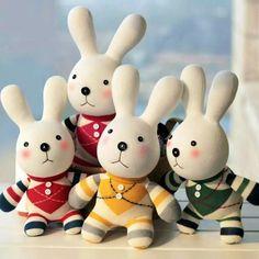 Sock bunnies.
