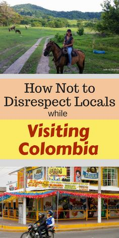This post will help you while you're traveling in Colombia
