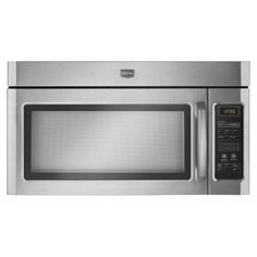 Maytag 1.6 Cu. Ft. Stainless Steel Over-the-Range Microwave with Precision Cooking System