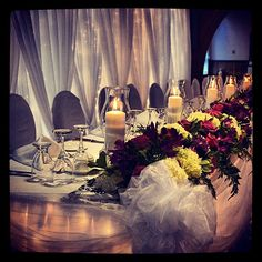 #DigbyPines #Wedding #Decorations #NovaScotia #Resort #Pretty #Flowers #PicoftheDay
