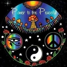 Peace to All ~ Hippie Peace, Happy Hippie, Hippie Love, Hippie Art, Hippie Chick, Peace Love Happiness, Peace And Love, Choose Happiness, Namaste