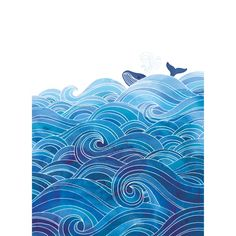 """""""seas the day"""" - Kids Non-custom Wall Murals by Stardust Design Studio in beautiful frame options and a variety of sizes. Kids Wall Murals, Custom Wall Murals, Kids Wall Decor, Art Wall Kids, Art For Kids, Room Decor, Kids Canvas Art, Canvas Art Prints, Wood Canvas"""
