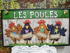 Custom signs  Chicken Coop  Chicken signs Farm by AshBeesCrafts, $30.00