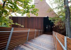 Galeria - Pavilhão Balnea / Blouin Tardif Architecture-Environnement - 15