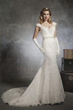 Antique Wedding Dresses | ... | Wedding Dress & Bridal Gown Designer | Vintage Wedding Dresses