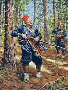 The Art of Don Troiani (formerly distributed by Historical Art Prints) Military Art, Military History, Military Uniforms, Military Diorama, American Civil War, American History, Civil War Art, War Image, Civil War Photos