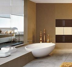 Luxury Bathrooms Exceed the Imagination
