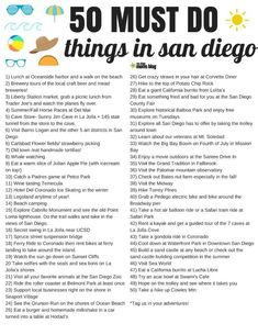 Download this FREE San Diego printable