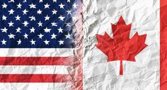 Canada and U.S. (Getty Images) Canada, Day, Image