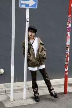 Spring Summer Fashion, Knee Boots, Tokyo, Street Style, Womens Fashion, Urban Taste, Tokyo Japan, Street Styles, Women's Fashion