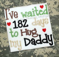 Ive Waited Days To Hug My Daddy Mommy Uncle By SweetSouthernB Navy MarineMarine BabyMarine CorpsMilitary Welcome HomeWelcome