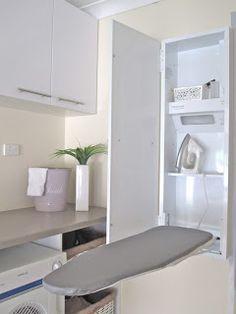 Modern Laundry Rooms, Laundry Room Layouts, Laundry Room Remodel, Laundry Cupboard, Laundry Room Organization, Laundry Closet, Bathroom Closet, Bedroom Closet Design, Home Room Design
