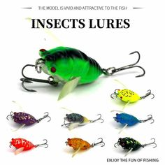 Cicada-Lures-for-Perch-Fishing-Tackle-Insect-Baits-with-Swings-HENGJIA