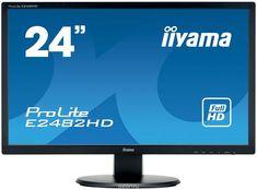 iiyama E2482HD-B1, Black монитор