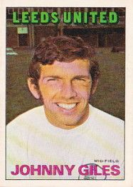 JOHNNY GILES 1972-73 LEEDS UNITED Football Cards, Baseball Cards, British Football, Leeds United, World History, The Unit, Memories, Fan, Sports