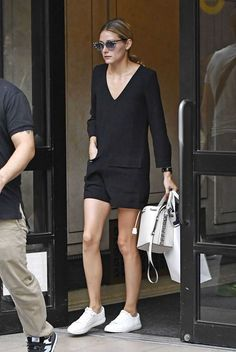 Olivia Palermo Out In New York - September 06, 2016