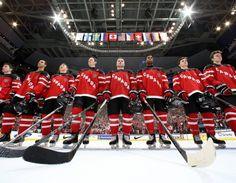 Looking forward to #cheering on #teamcanada #tonight! #iihf2016 #hockey #worldjuniors #boxingday